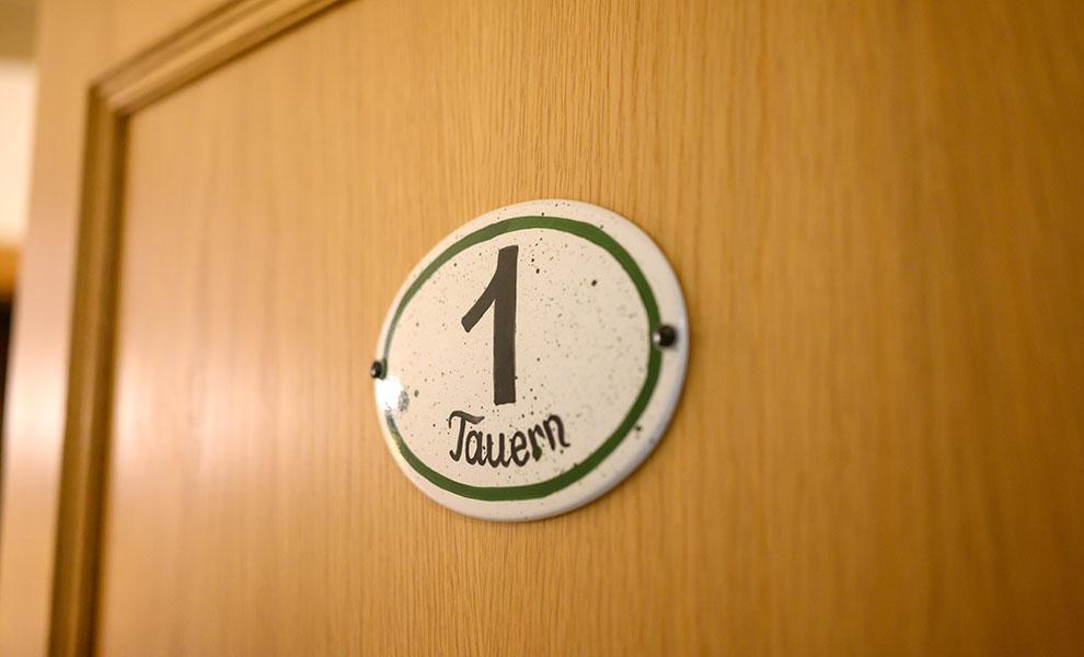 Doppelzimmer · Bauernhofurlaub Halbpension Marchlhof Untertauern