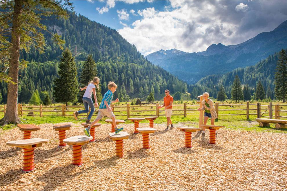 Alles Alm Familienerlebnis · Bergsommer & Sommerurlaub in Radstadt & Obertauern