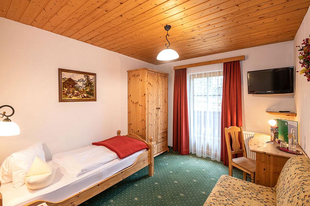 Einzelzimmer Bauernhofurlaub Halbpension Marchlhof Untertauern 5 Klein
