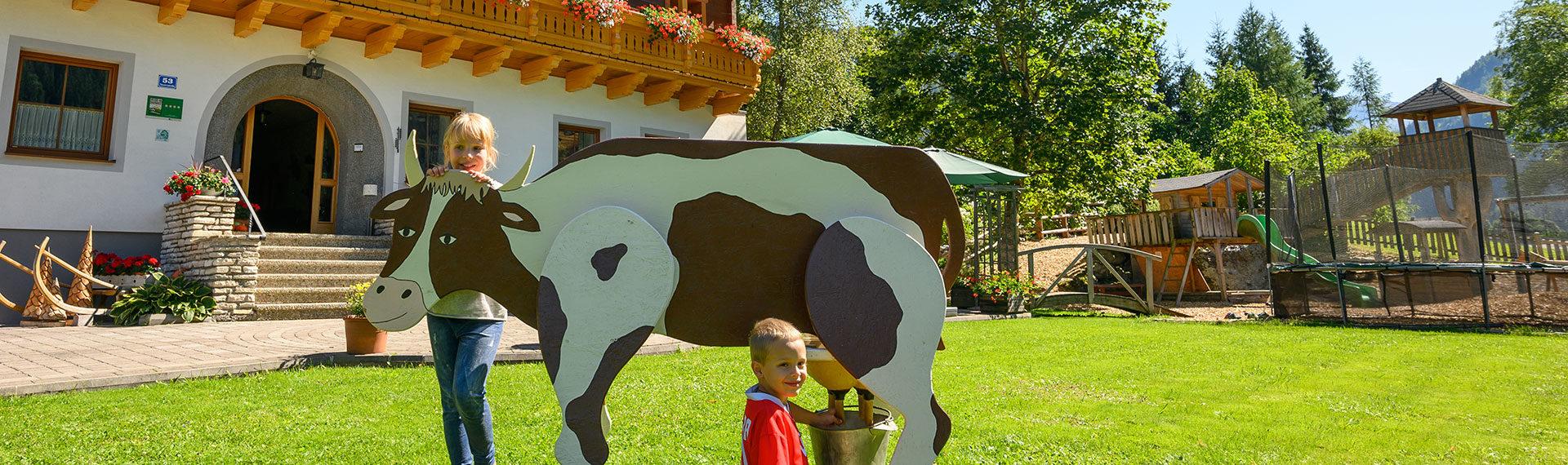 Familienurlaub Bauernhof Salzburger Land 3