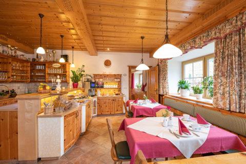 Frühstücksbuffet - Urlaub am Bauernhof in Untertauern