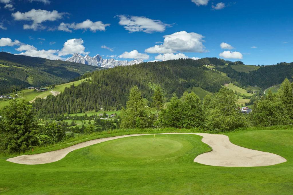 Golfen in Radstadt · Bergsommer & Sommerurlaub in Radstadt & Obertauern