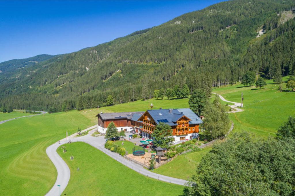 Buchungsinformationen · Halbpension Marchlhof Untertauern Salzburger Land