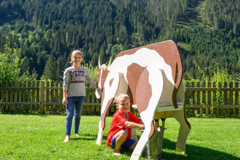 Melkdummy · Bauernhofurlaub · Urlaub am Bauernhof Marchlhof in Untertauern