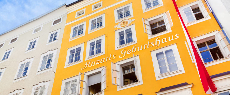 Mozarts Geburtshaus · Tagesausfluege, Marchlhof Untertauern