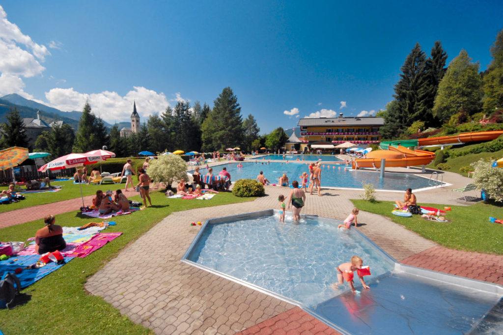 Alpenfreibad Radstadt · Bergsommer & Sommerurlaub in Radstadt & Obertauern