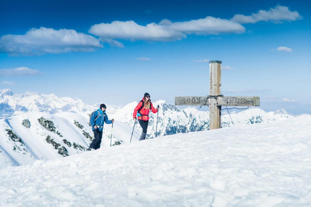 Skitouren Winterwandern Winterurlaub Obertauern 1