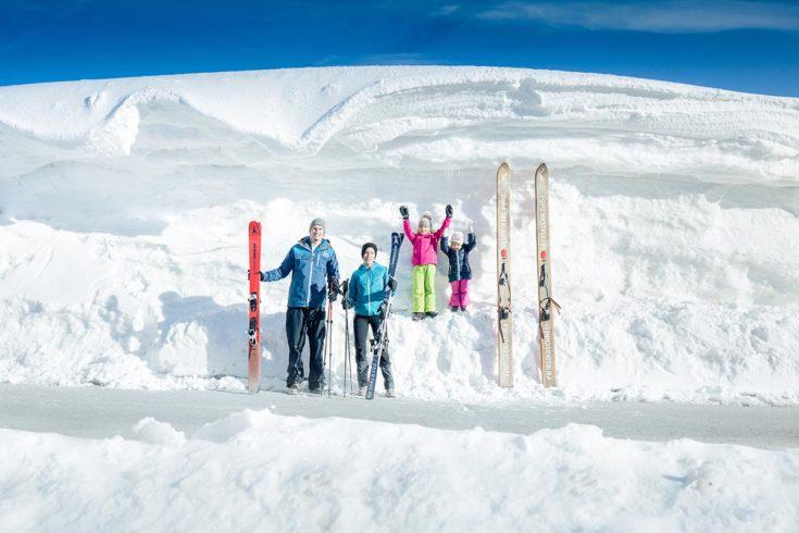 Skiurlaub in Obertauern, Salzburger Land