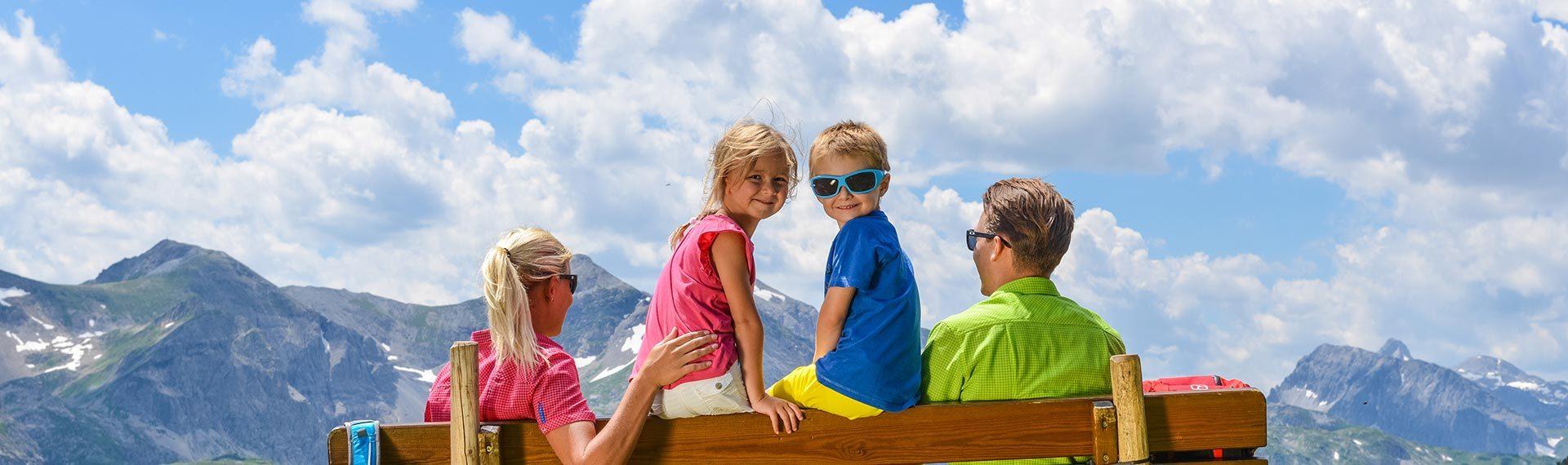 Sommerurlaub in Obertauern, Salzburger Land